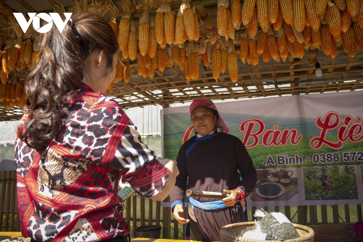 The festival offers the chance for local people to introduce their specialties