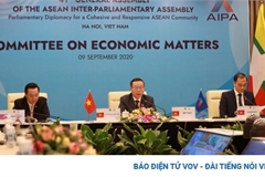 AIPA-41 underlines role of parliaments in post-pandemic economic recovery