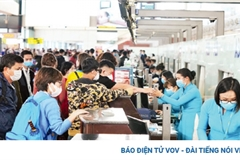 VN aviation sector rebounds with reopening of air routes