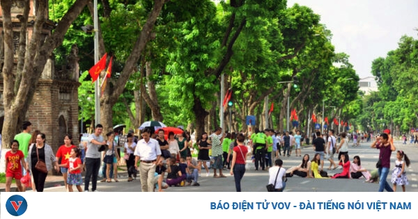 Hanoi to welcome return of pedestrian streets on September 18