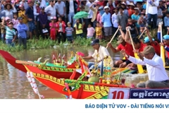 Ok Om Bok Festival of the Khmer