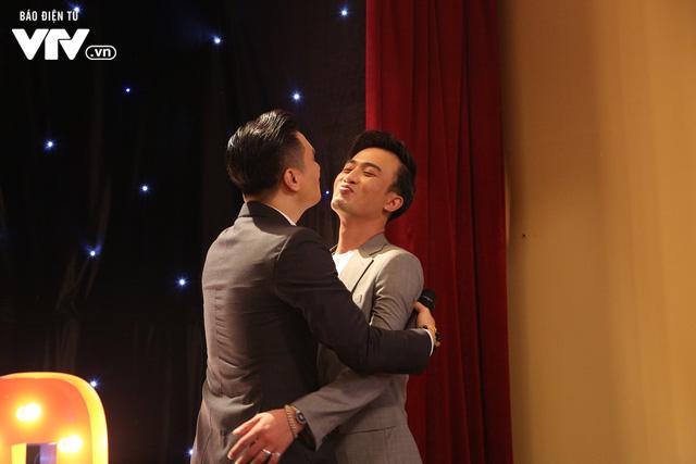 Hồng Đăng - Mạnh Trường và Quốc Đam - Việt Anh tình bể bình trong Gặp gỡ diễn viên truyền hình 2020 - Ảnh 7.