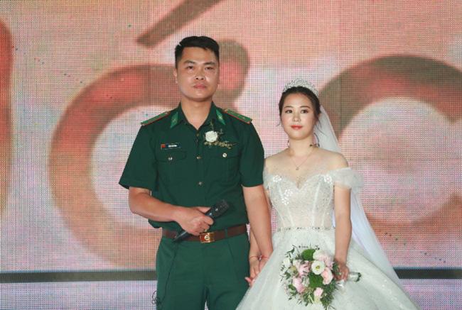 Điều ước thứ 7: Đám cưới đặc biệt của người chiến sĩ giữa mùa dịch COVID-19 - Ảnh 5.