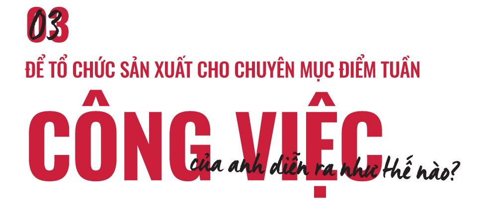 """Gặp BTV Việt Hoàng – """"Anh da nâu"""" của Chuyển động 24h - Ảnh 12."""