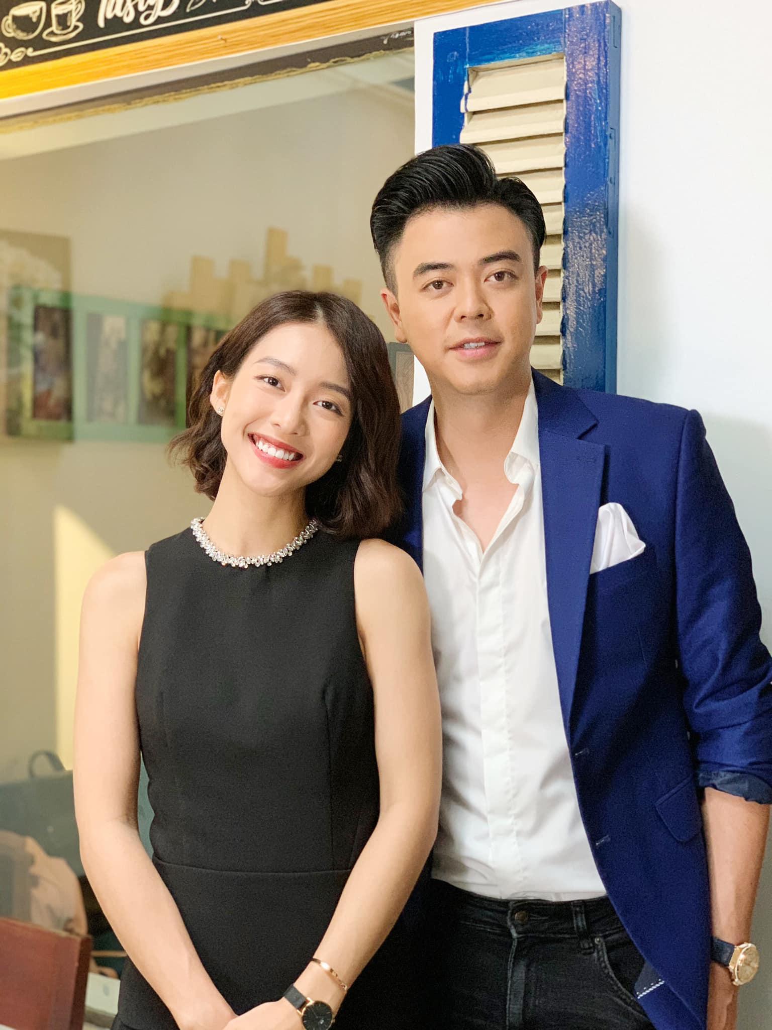 MC Tuấn Tú trở lại với phim mới, làm tình địch của Thanh Sơn? - Ảnh 5.