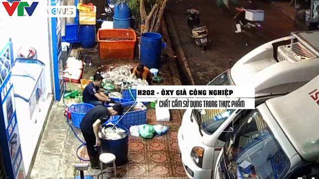 Mực thối tẩy trắng vào nhà hàng ở chợ Long Biên: Lỗ hổng chết người ở đâu? - Ảnh 5.