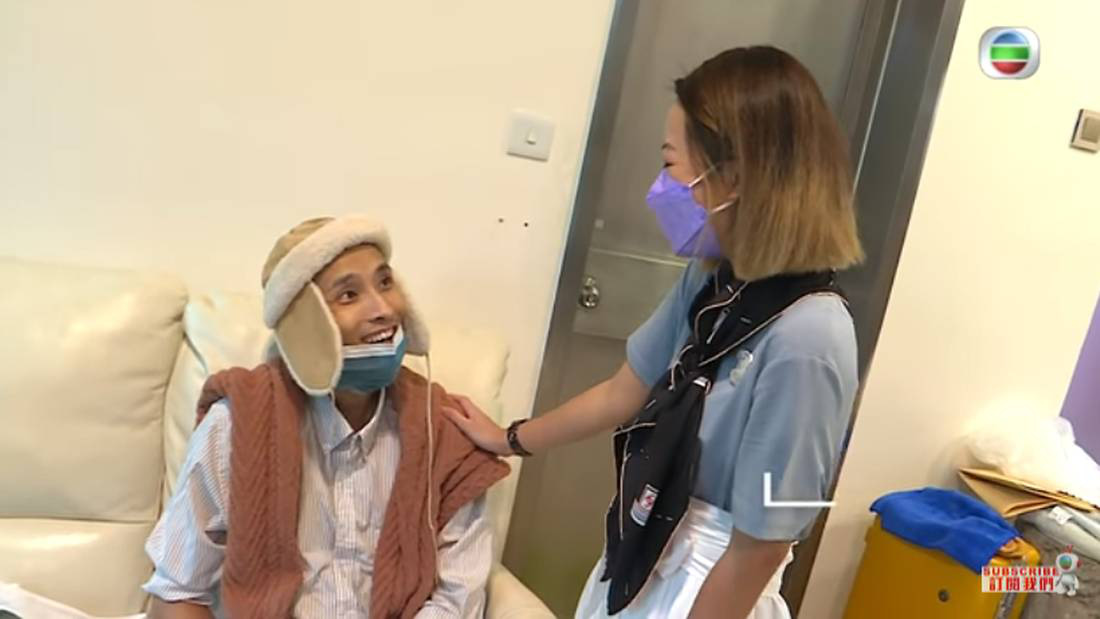 Cựu diễn viên TVB Hong Kong bị ung thư phổi: Tôi giống người ngoài hành tinh sau khi hóa trị - Ảnh 2.