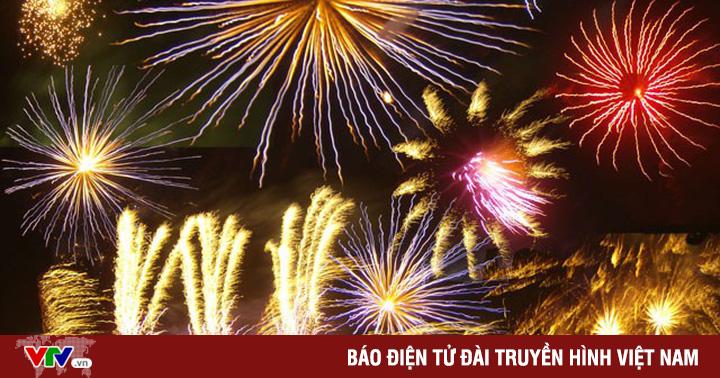 Nghe VietNamNet: Hà Nội bắn pháo hoa tại 30 điểm đêm giao thừa Tết Canh Tý