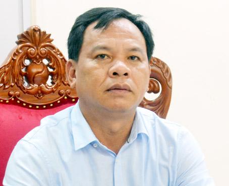 Chủ tịch UBND huyện Long Thành Võ Tấn Đức