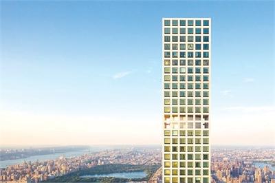 Một phần tư cao ốc 88 tầng ở Park Avenue bỏ trống