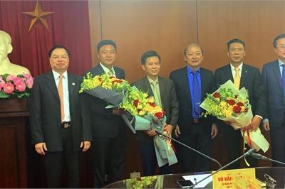 Ban Tuyên giáo TƯ bổ nhiệm các chức danh lãnh đạo cấp vụ