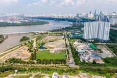 HCM City real estate developers request help to resume projects