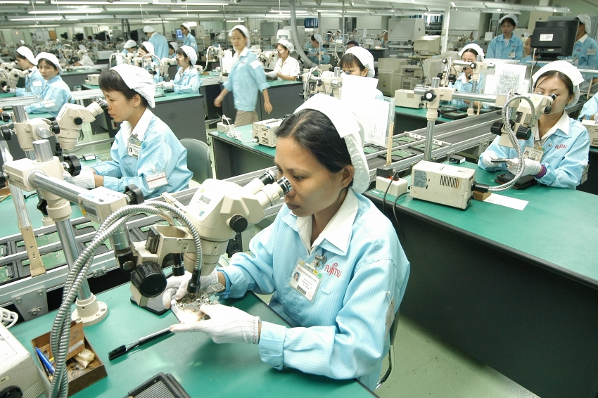 supply chain is heading to vietnam according to experts