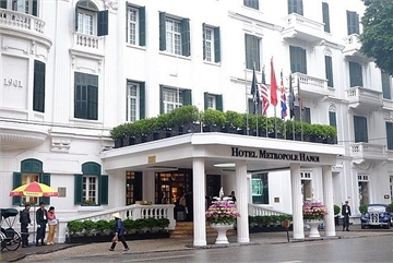 Owners of Metropole Hanoi proposed for hotel operation extension to 70 years