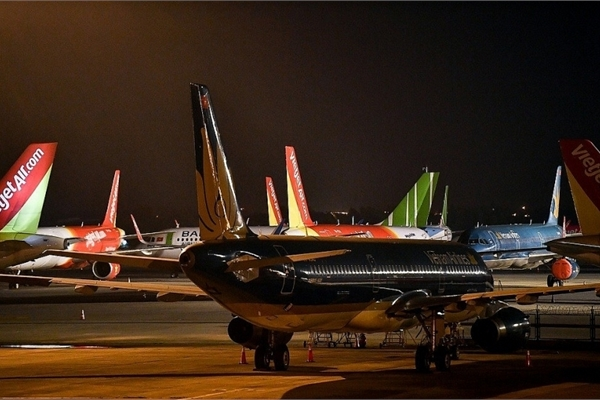 Temporary cessation in approval of new airlines in Vietnam