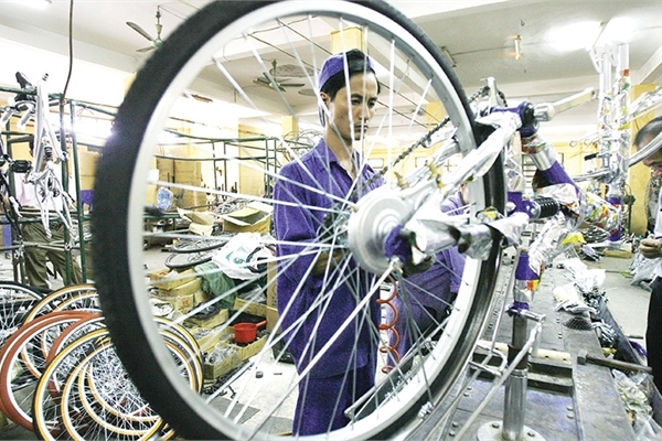 Firms resetting raw material sources