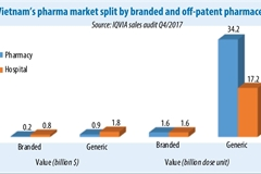 VN pharma landscape set for shake-up