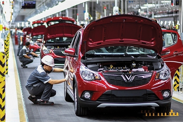 Supporting industries leading automakers towards success