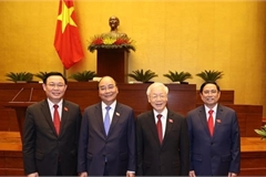 Expectations for Vietnam's new path