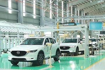 Car sales in Vietnam rocket after registration fee cut