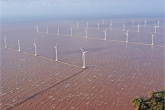 VN Industry & Trade Ministry proposes keeping current FiT for wind power projects