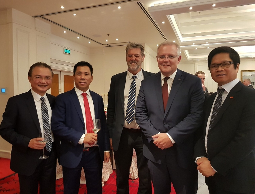 opportunities to strike up partnerships with australian companies