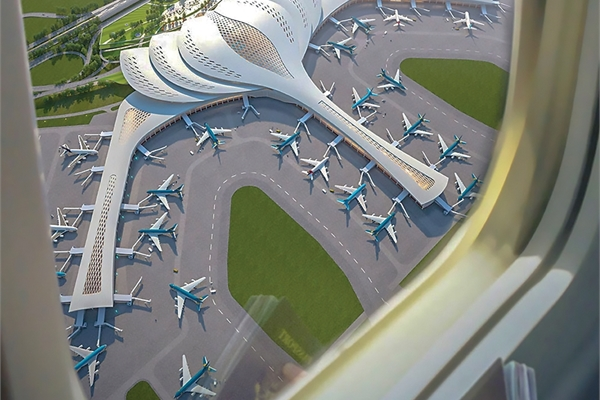 Calling foreign investment and co-operation in aviation industry