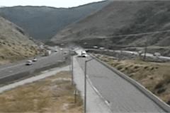 Đường cứu nạn giúp xe tải mất phanh, mất lái dừng lại như thế nào?
