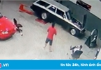 Thợ sửa ôtô thiệt mạng vì bị phụ tùng văng vào người