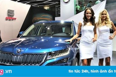 5 triển lãm ôtô lớn nhất thế giới