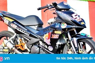 Yamaha Exciter 150 thay đổi ra sao để biến thành xe đua?