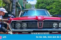Rapper Việt chi 1 tỷ mua xe cổ đời 1968