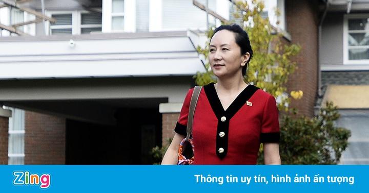 Đường trở về của 'Công chúa Huawei'