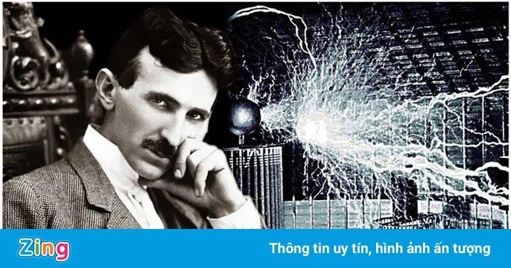 Công nghệ 5G được phát triển từ dự án dang dở của Nikola Tesla