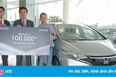 Honda Jazz bán chạy ở Malaysia, ế ẩm ở Việt Nam