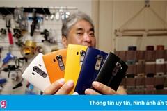 'Tôi sẽ dùng điện thoại LG suốt đời'