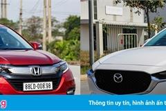 Mazda CX-30 2.0L Premium có kén khách như Honda HR-V L?