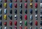 Màu sơn ô tô ngày càng đơn điệu