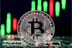 Giá Bitcoin bất ngờ lao dốc