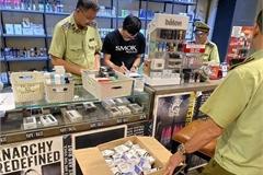 Phát hiện kho máy hút thuốc lá điện tử lậu tại Hà Nội
