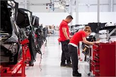 Nhân viên Tesla phá hoại nhà máy sản xuất ôtô tại Mỹ