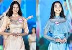 Trang phục áo dài ở Hoa hậu Việt Nam bị chê diêm dúa, NTK nói gì?