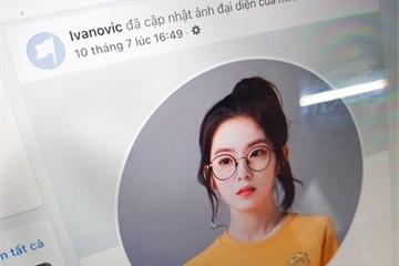 Facebook Ivanovic bị hack, người Việt lên livestream bán hàng