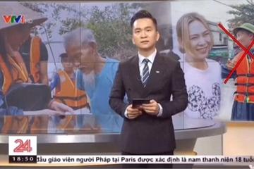 VTV khẳng định clip Huấn Hoa hồng trao quà từ thiện là cắt ghép