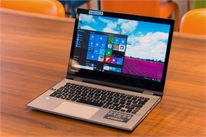 Tạm biệt laptop Toshiba