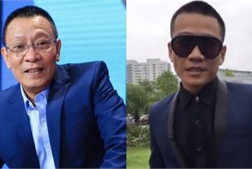 Nhà báo Lại Văn Sâm khiến rapper Wowy xúc động