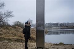 Thêm khối kim loại bí ẩn xuất hiện ở Ba Lan