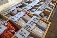 Bùa hộ mệnh bảo vệ từng bộ phận cơ thể ở Nhật Bản
