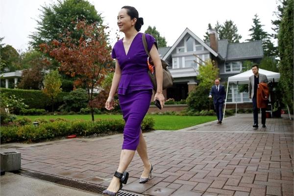 Tòa án Canada bác bỏ yêu cầu của bà Mạnh Vãn Châu