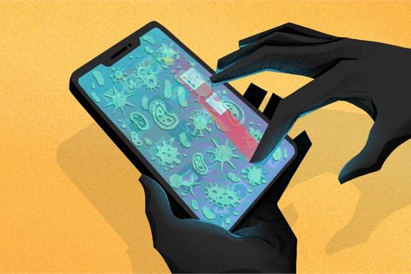Bạn có nguy cơ lây bệnh gì nếu mua điện thoại cũ